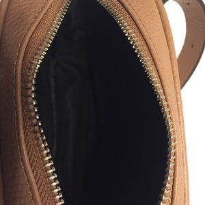 Rebecca Minkoff Bags - Rebecca Minkoff Leather 3 Zip Belt Bag
